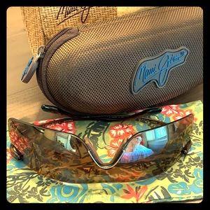 Maui Jim MAUI Polarized sunglasses soft/hard case